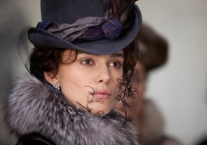 Keira Knightley as Anna Karenina