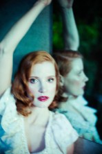Jessica Chastain by Ioulex in Flaunt