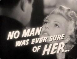 Rita Hayworth as Elsa Bannister