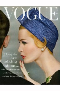 Vogue cover by Richard Rutledge