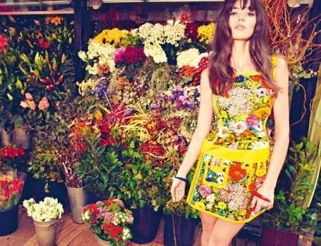 Sheila Marquez for Harper's Bazaar Spain