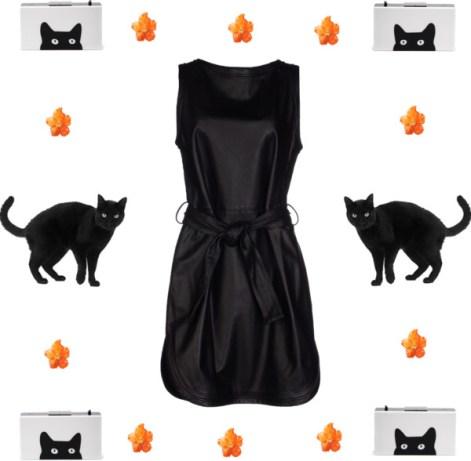 Cute black cats