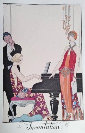 Incantation, Falabalas et Fanfeluches 1923