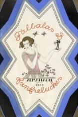 Falbalas et Fanfeluches 1922