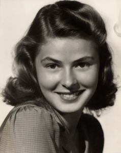 Ingrid Bergman 1940s