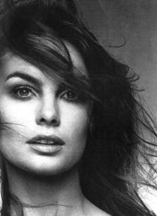 Jean Shrimpton Vogue UK 1970