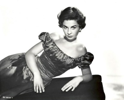 Jean Simmons in 1955
