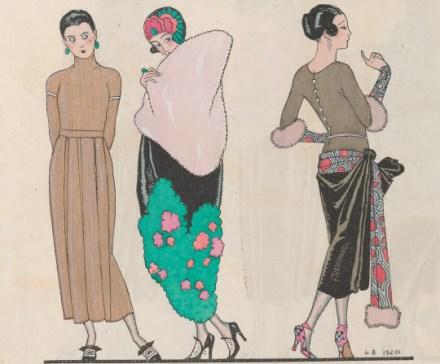 La guirlande 1920