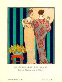 Le conseiller des dames 1913
