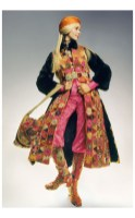 Maudie James for Vogue Nov 1970