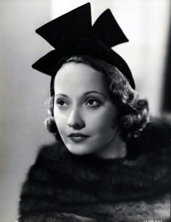 Merle Oberon 1930s