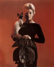 Kim Novak for Bell, book and candle in 1958