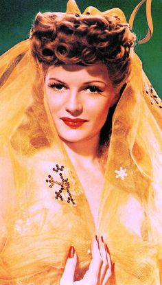 Rita Hayworth, Vanity