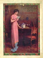 harpers-bazar-december-1912-cover-by-j-knowles-hare