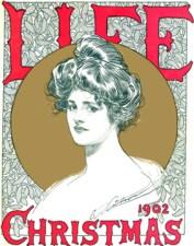 life-christmas-1902-charles-dana-gibson
