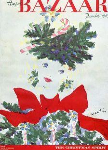 marcel-vertes-1943-harpers-bazaar-cover-christmas