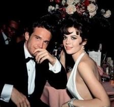 Natalie Wood and Warren Beatty