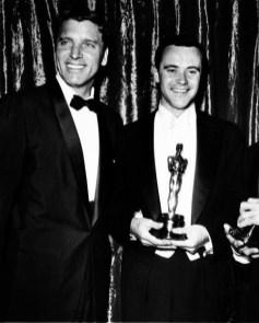 Burt Lancaster and Jack Lemmon