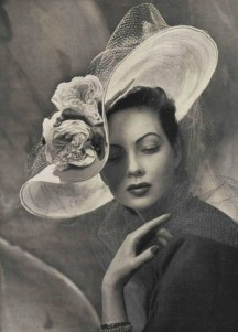 Hat by Maud and Nano 1947