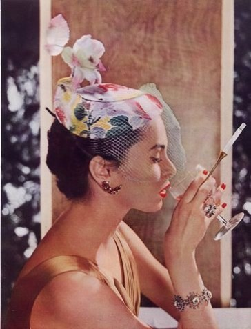 Albouy hat 1953