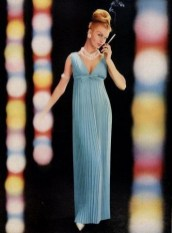 Sixties gown by Nina Ricci
