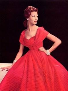 Lanvin Castillo 1957