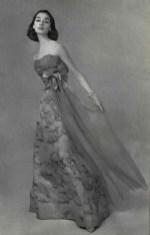 Jean Patou gown 1956