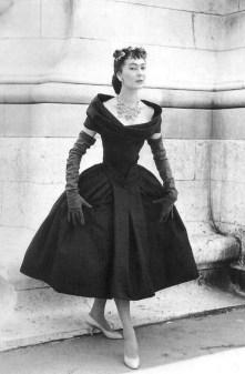Corolla dress by Dior
