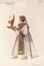 Irene Sharaff sketch