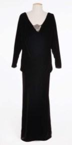 Dress worn by Barbra Streisand
