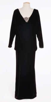 Dress worn by Barbra Streisand