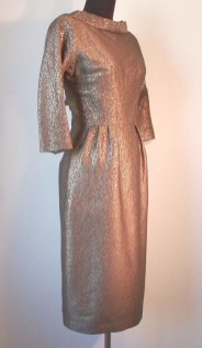 60s cocktail dress