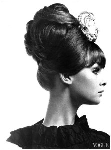 Jean Shrimpton , Vogue 1963