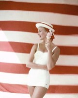 Jantzen swimsuit,1955