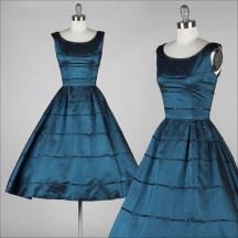 1950s dresses by Jonathan Logan