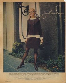 October 1967 Jonathan Logan
