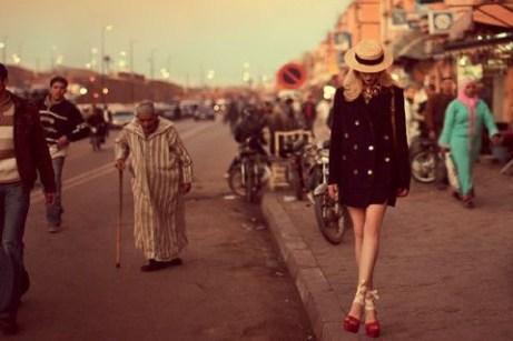 Marrakech, Glamour ES