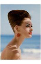 Katherine Pastrie, July 1960 Vogue