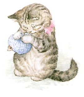 Miss moppet by Beatrix Potter