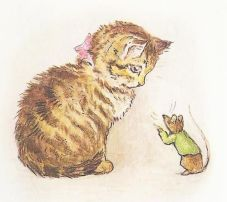 The story of Miss Moppet Beatrix Potter