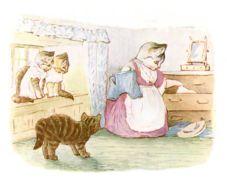 The tell of tom kitten