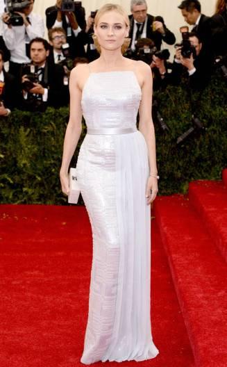 Diane Kruger met gala