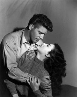 Ava Gardner and Burt Lancaster