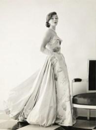 Eleanor Lambert in Galanos