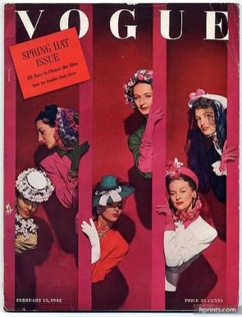 Vogue February 1942
