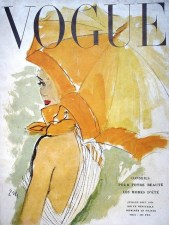 French Vogue July/August 1950