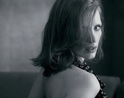 Jessica Chastain by Mark Segal