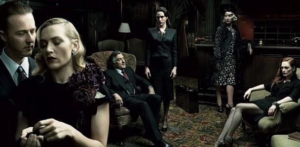 Robert De Niro, Jennifer Connelly, Ed Norton, Kate Winslet,Julianne Moore and Helen Mirren