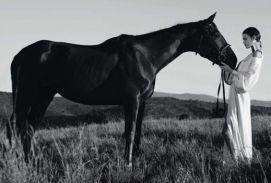 Mark Segal for Harper's Bazaar UK Daria Pleggenkuhle.