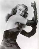 Rita Hayworth ~ 1946